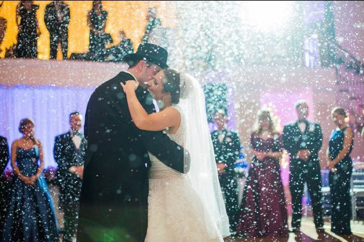 A Memorable First Dance