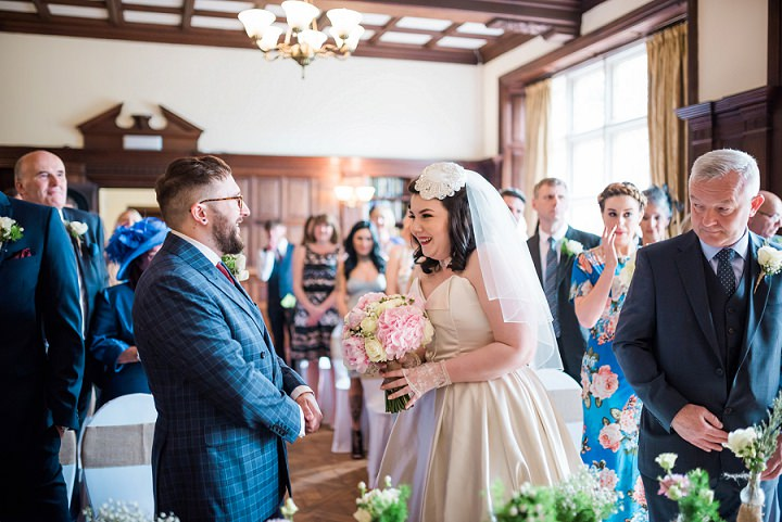 Charlotte and Edward's Woodland Tea Party Wedding at Chester Zoo by Petal and Blush Artistry