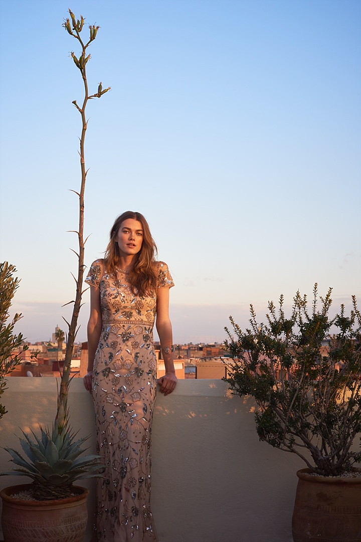 Bridal Style: Modern meets Boho-Chic - The BHLDN Oasis Collection