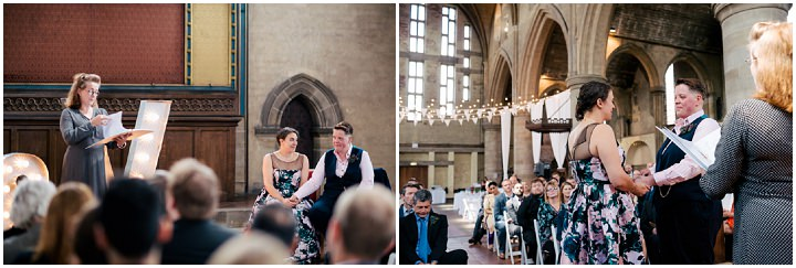 Pug Friendly Leeds Wedding with Two Ceremonies by Stott and Atkinson