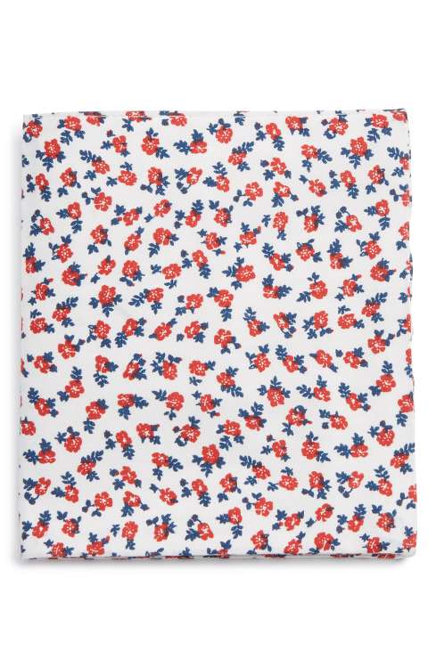 Flower Perfect Pocket Square from Nordstrom