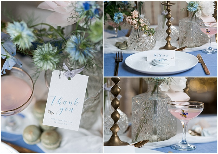 Pretty Pastel Boho Inspiration from Wonderland Invites
