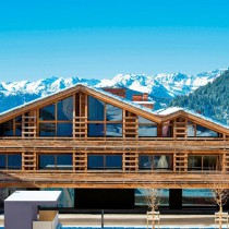 A good choice of W Verbier, Switzerland for your honeymoon