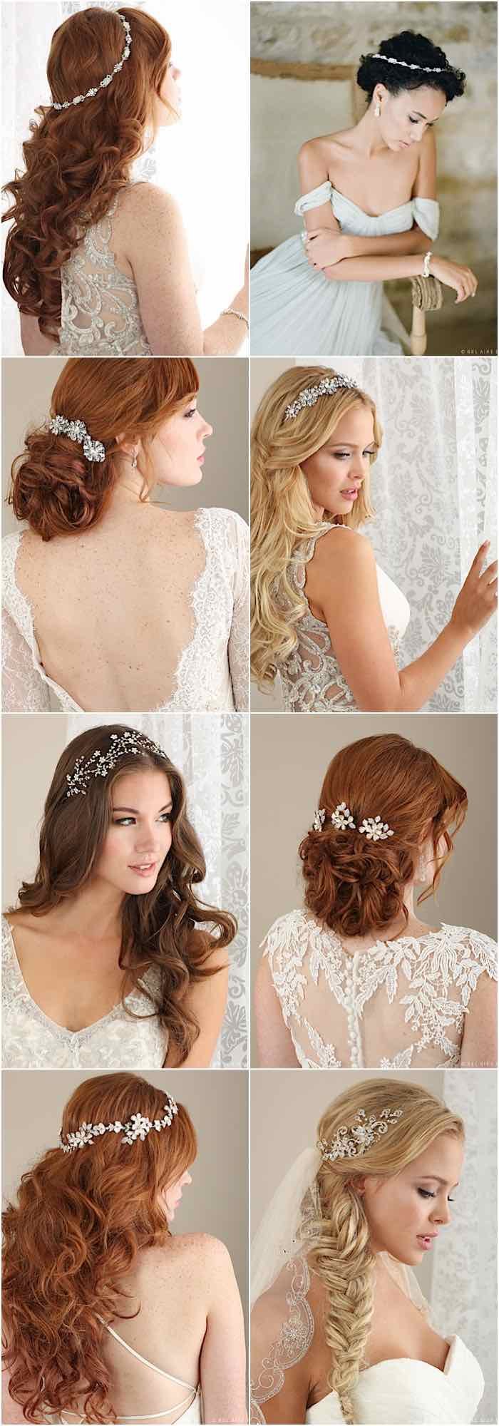 wedding-hairstyles-collage