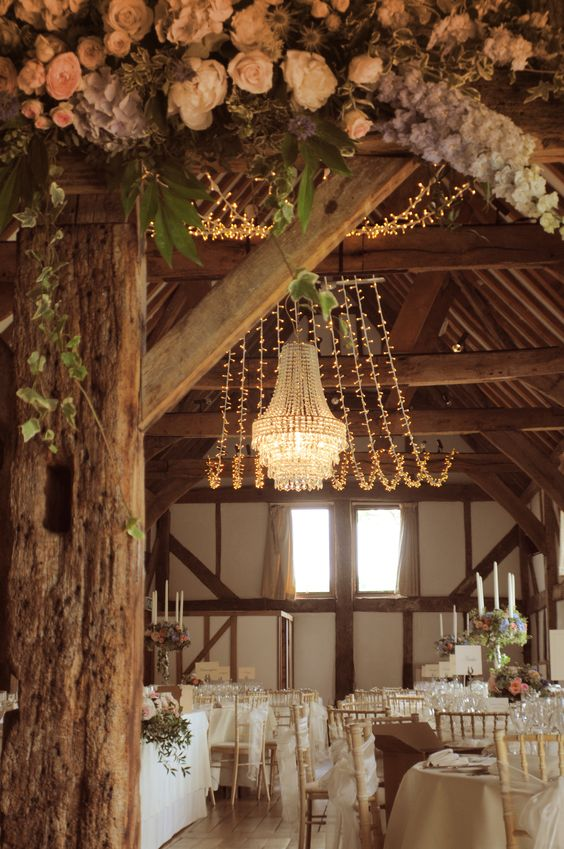 3 Ways To Style A Barn Wedding-7