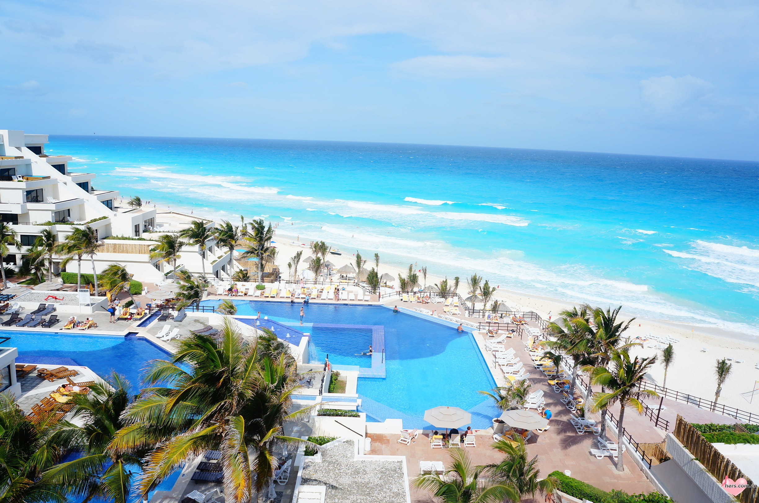 Popular Honeymoon Destinations – Cancun, Mexico