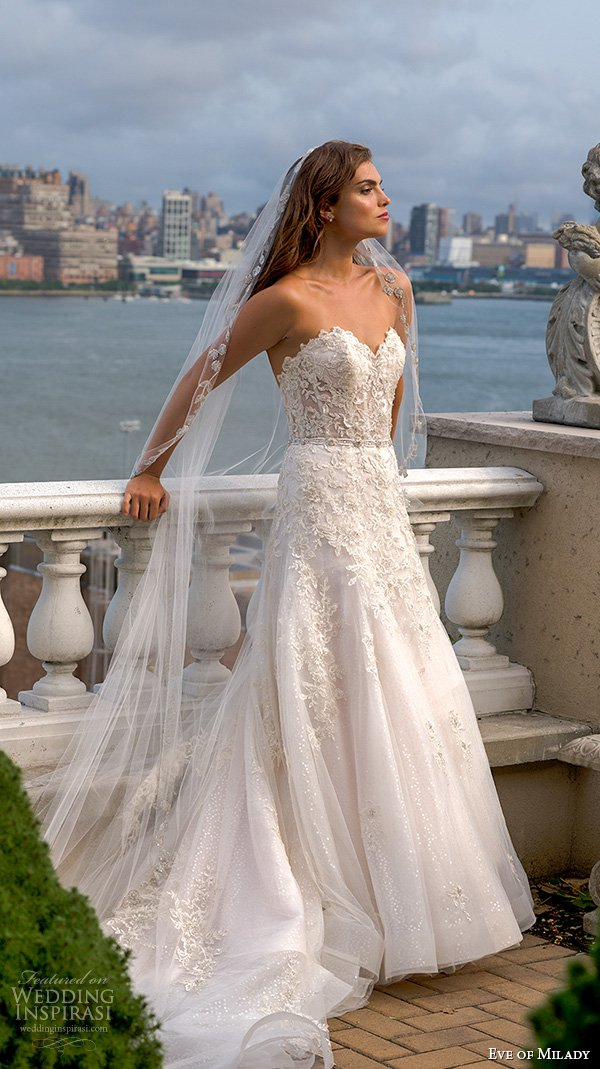 Eve of Milady 2016 wedding dress-3