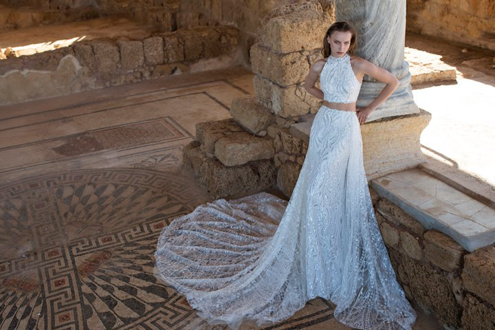 Nurit Hen Royal 2016 Advanced Custom Wedding Dress Series-4