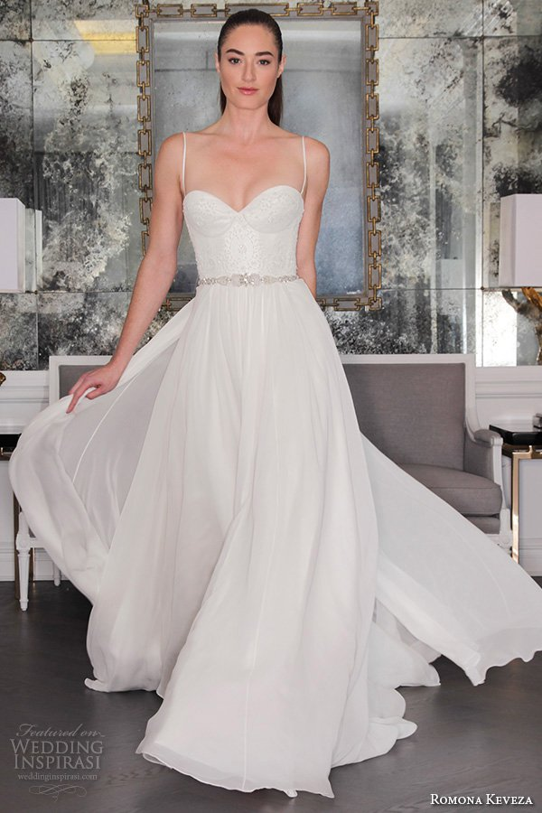 Romona Keveza 2016 wedding dress -9