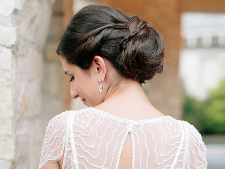 Wedding Hair Type Tips