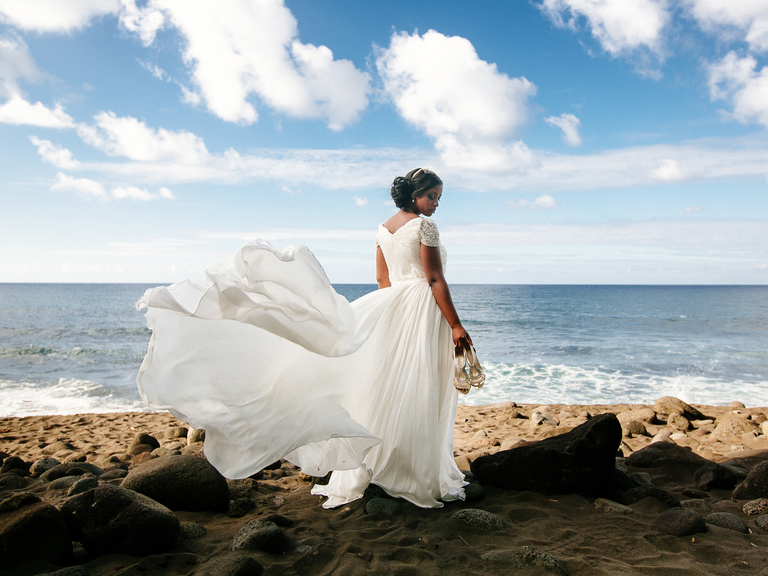 How To Dress for Your Destination Wedding