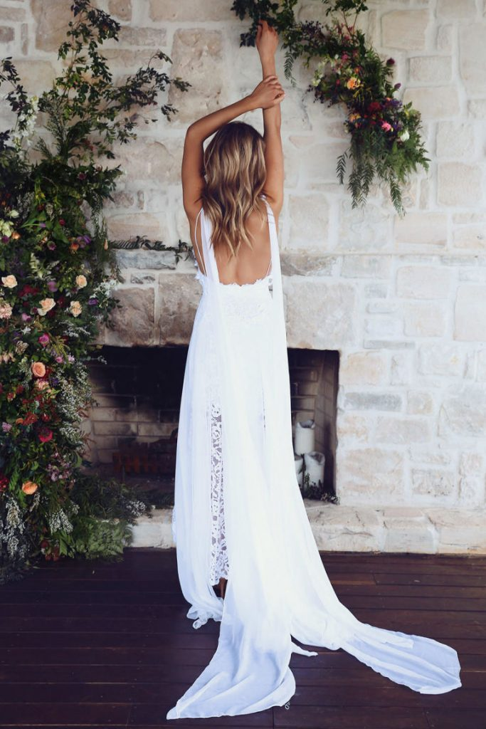 The Most Popular Wedding Dress on Pinterest