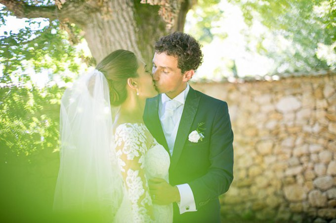 Tony and Laurie's Glamourous Bordeaux Wedding