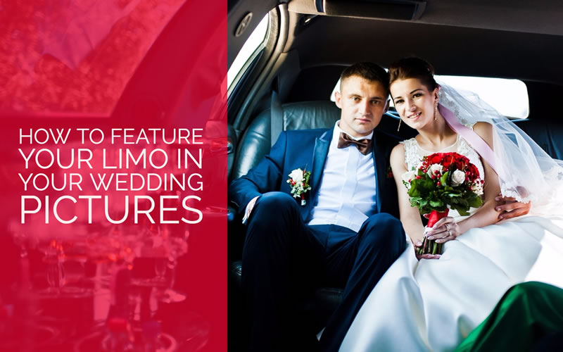 limo at your wedding