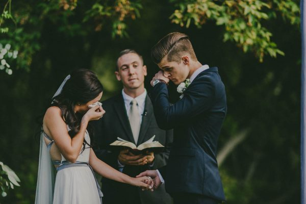 6 ideas for writing your wedding vows