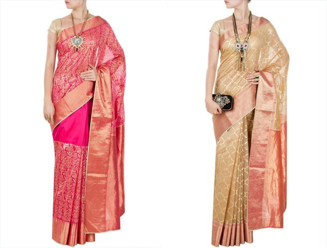 Sarees for Mother of The Bride