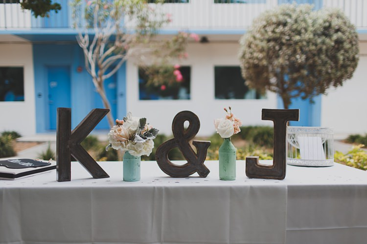 Light and Easy Florida Beach Wedding by Stacy Paul Photography